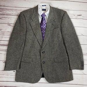 Christian Dior Vintage Wool Blazer 44 Regular